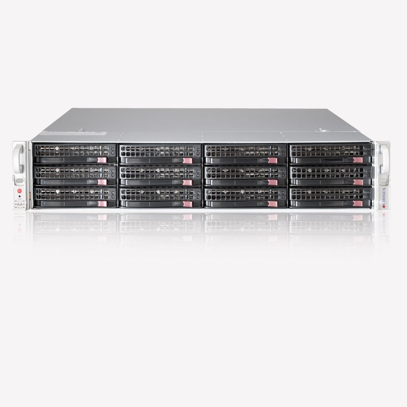 EMS RackServer 6028U TR4
