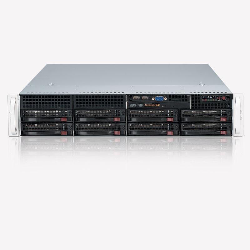 EMS RackServer 6028R TR