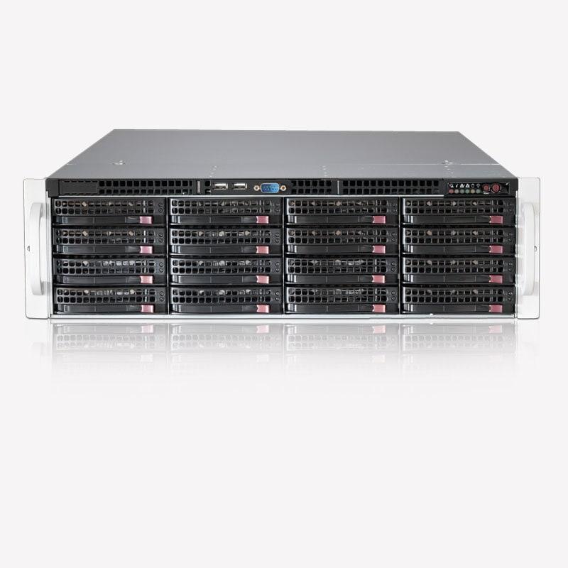 EMS RackServer 6038R E1CR16N