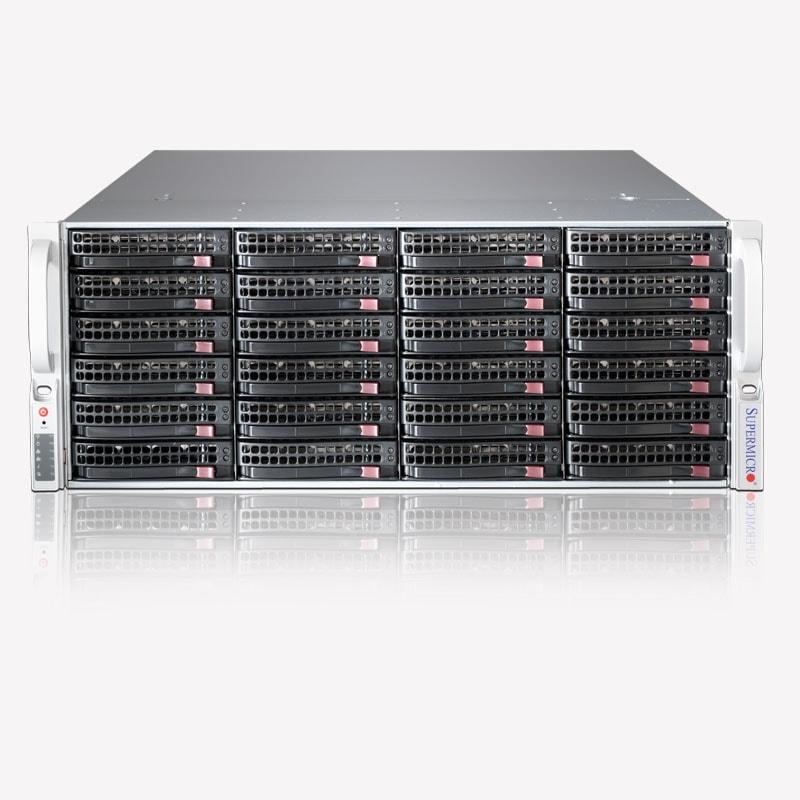 EMS RackServer 6048R-E1CR24N
