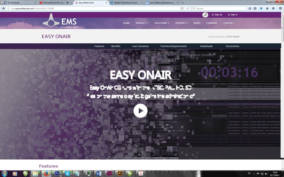 EMS Easy OnAir