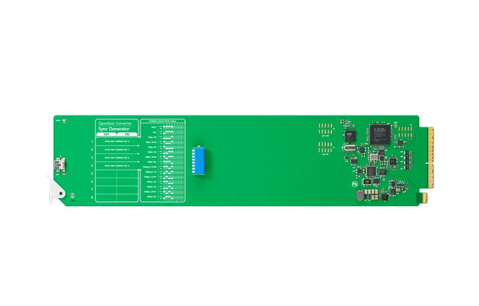 OpenGear Converter Sync Generator