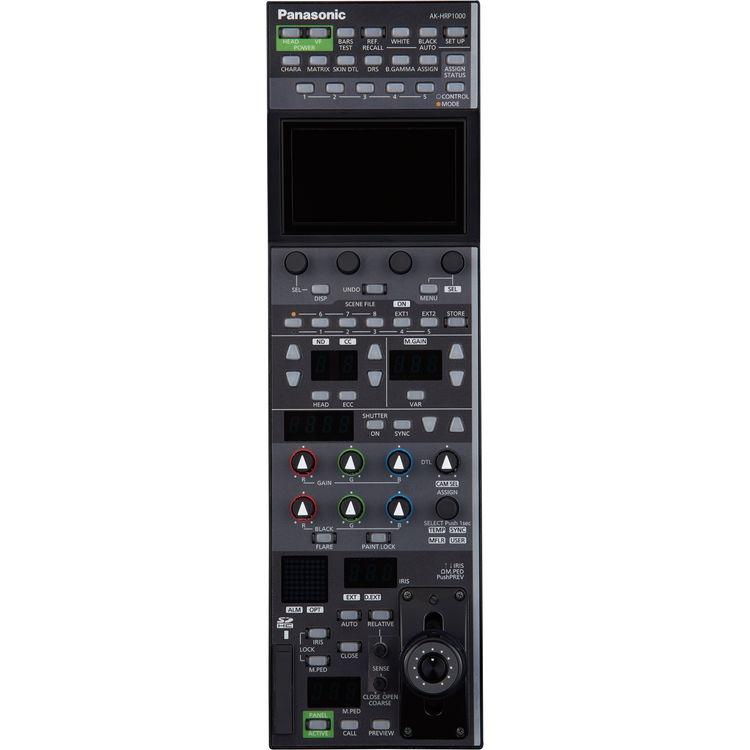 AK-HRP1000 Kamera Kontrol Paneli