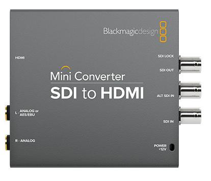 Mini Converter SDI to HDMI