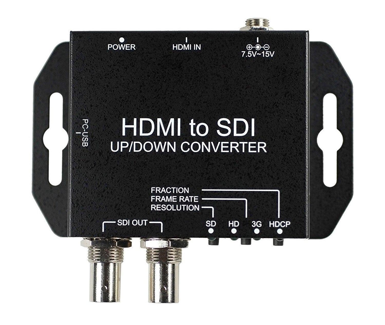 Yuan HDMI to SDI-S